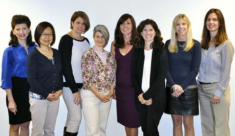 fertility care team