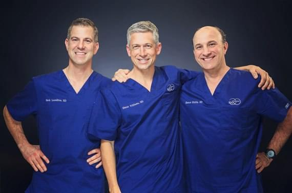"Fertility Drs. Leondires, Richlin and Williams are ""Top Doctors of 2015"
