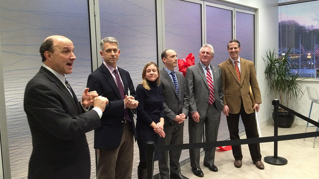 RMACT Team Celebrates Opening New Office & Lab