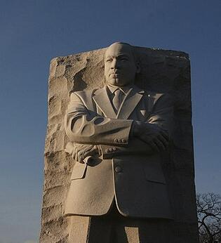 Martin Luther King, Jr.   Hero Memorial