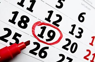 calendar for tracking unexplained infertility