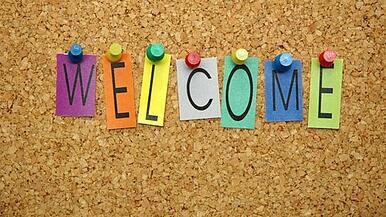 welcome sign support for infertility