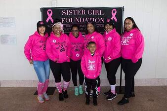 Sister Girl Foundation - Group