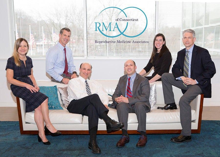 RMACT fertility doctors