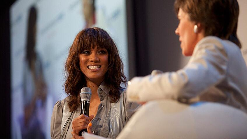 Tyra Banks Baby Born via Surrogate
