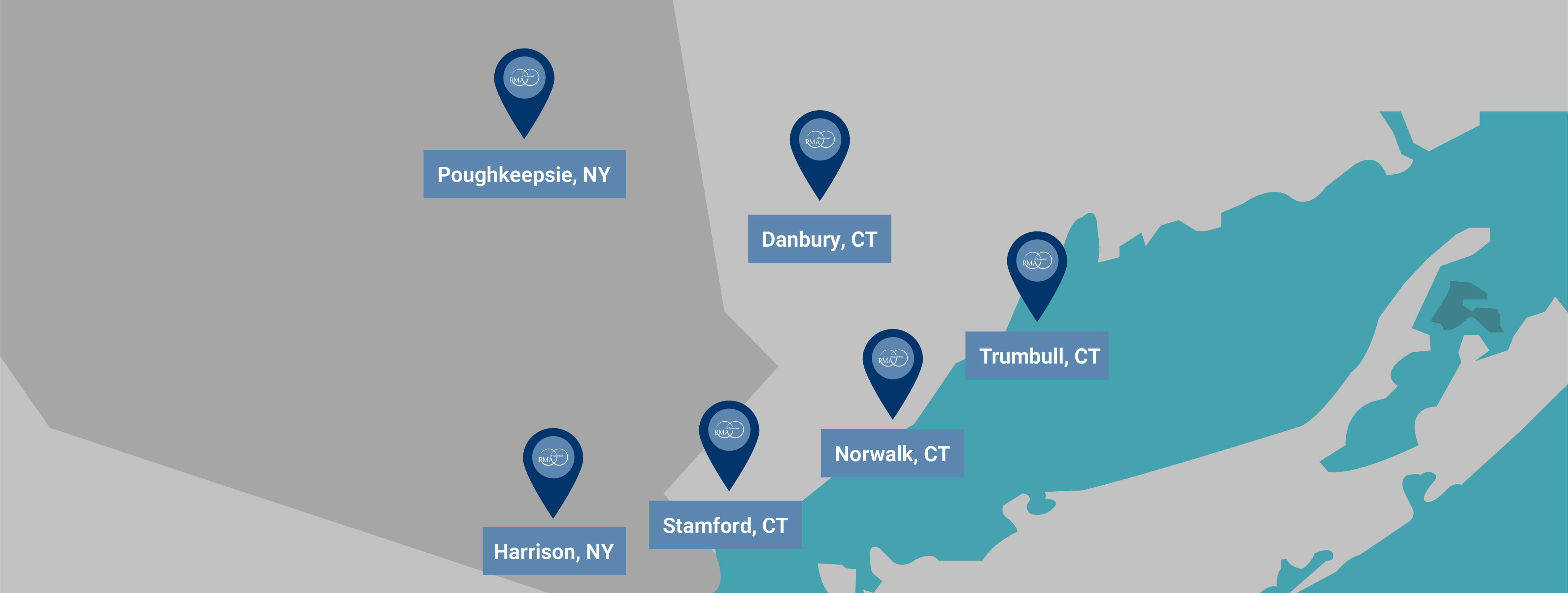 RMA of Connecticut Locations