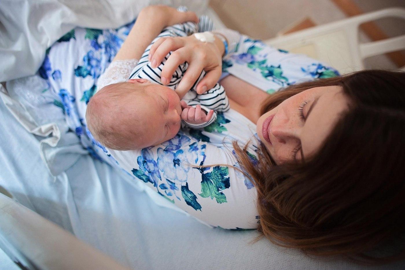 My Journey to Motherhood: Part III - My Baby