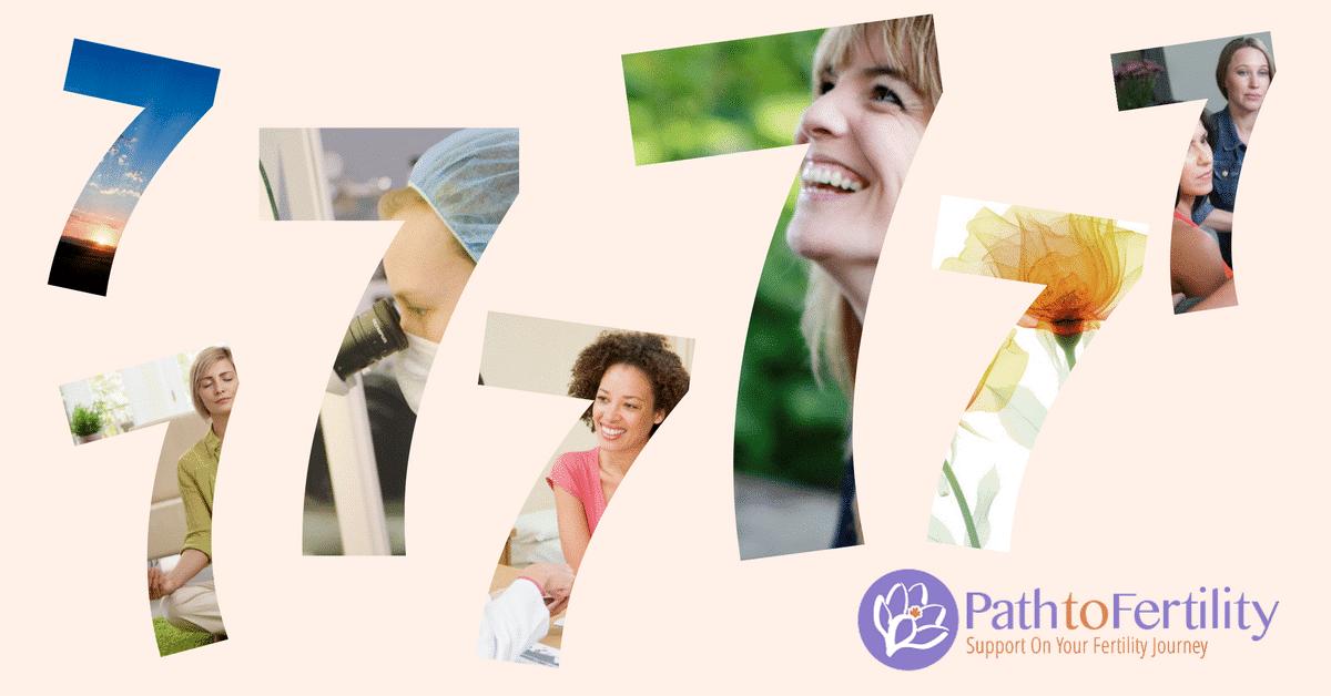 Infertility Blog PathtoFertility Celebrates 7th Birthday