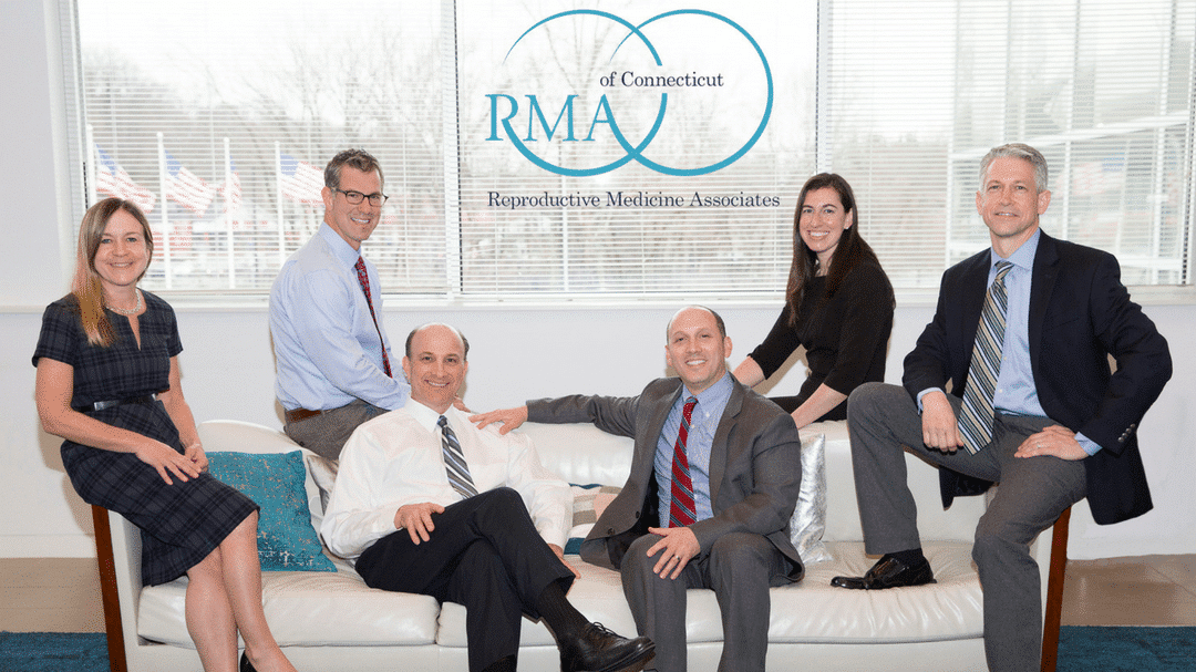 """All Five RMACT Partners are Castle Connolly """"2018 Top Fertility Doctors"""""""