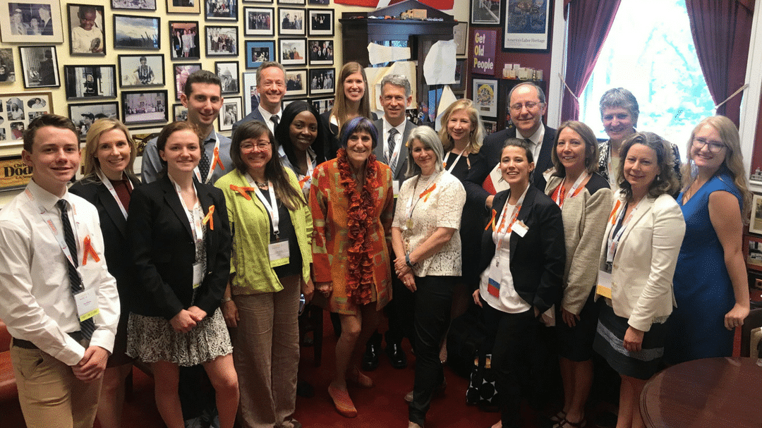 Infertility Advocacy Day 2018 with Resolve & ASRM