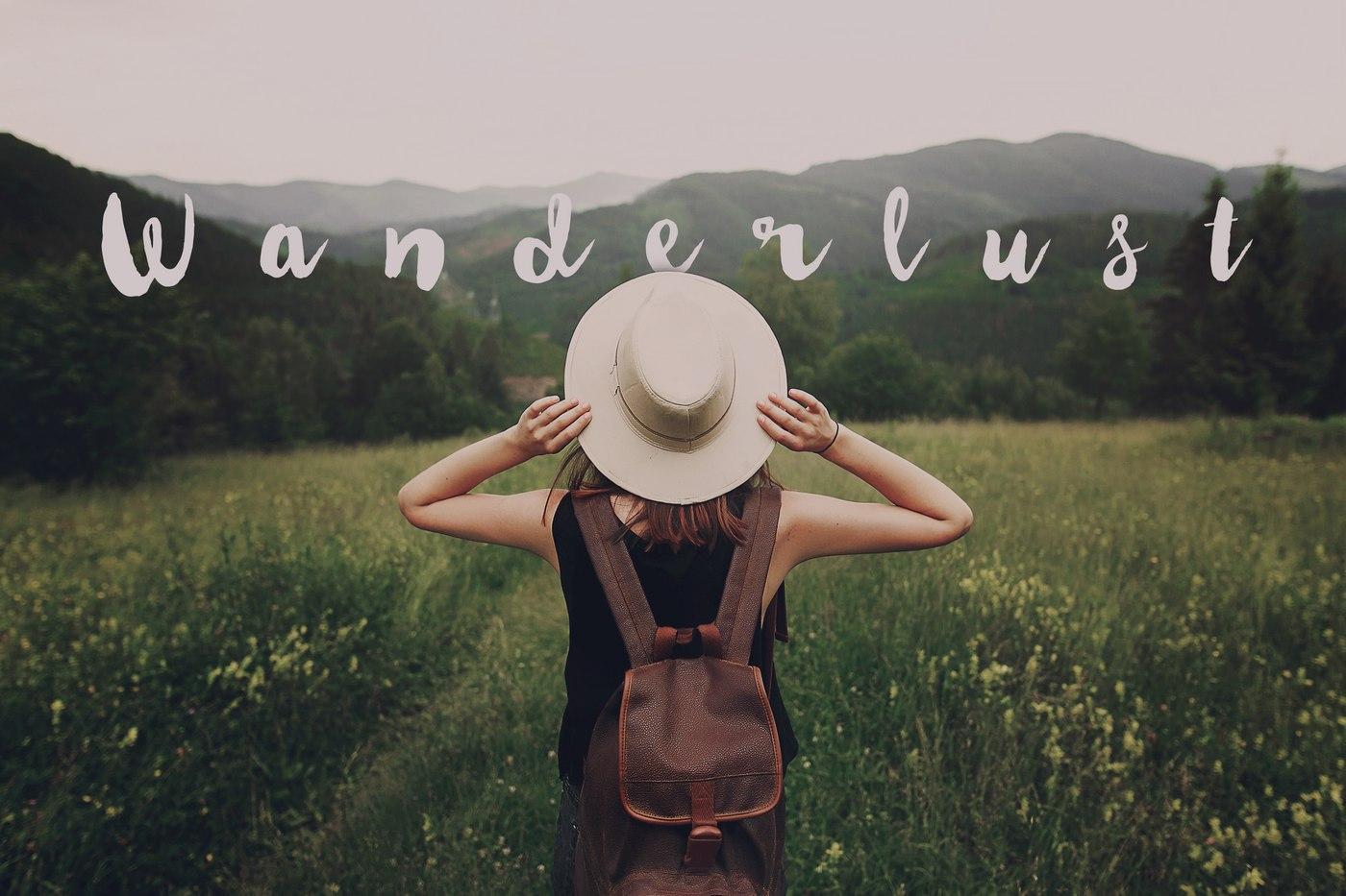 July 2018: #Wanderlust