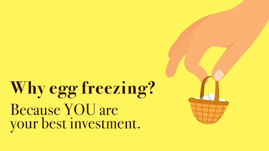 Free Egg Freezing Webinar with Top Fertility Specialist – A Baby In Your Future?