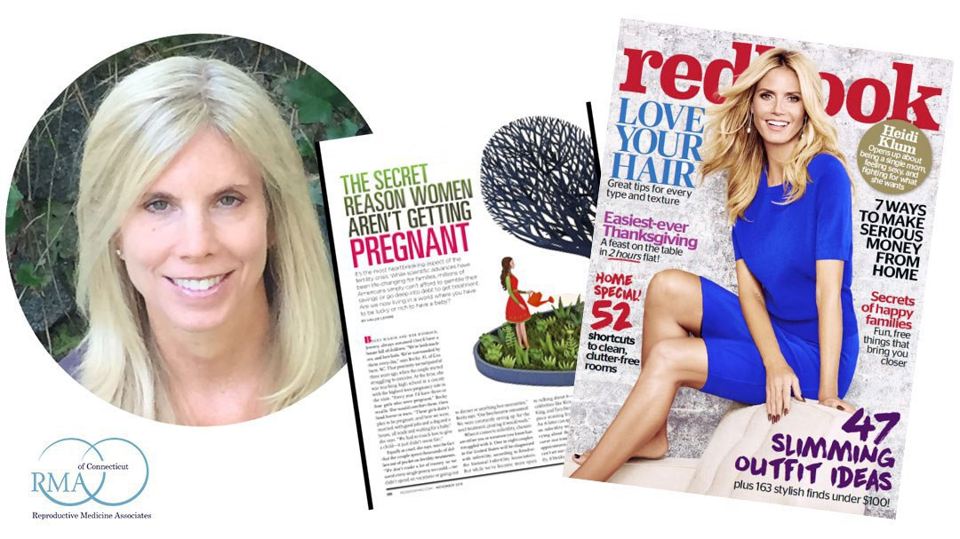 Lisa Schuman, LCSW, Speaks Out About Costs of Infertility In Redbook