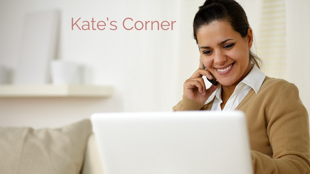 Kate's Corner – When To See a Fertility Specialist