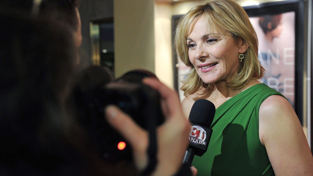 Kim Cattrall is NOT Childfree – Choices About Fertility & Infertility